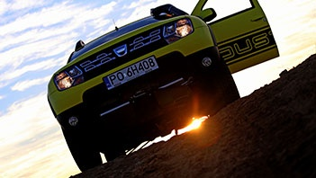 DACIA DUSTER OVERLIMIT overlimit