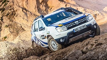 Dacia Duster S2 overlimit