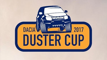 RPPST Dacia Duster Elf Cup 2017 overlimit